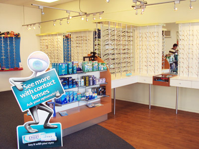 Store Locations - Campbell & Campbell Optometrists